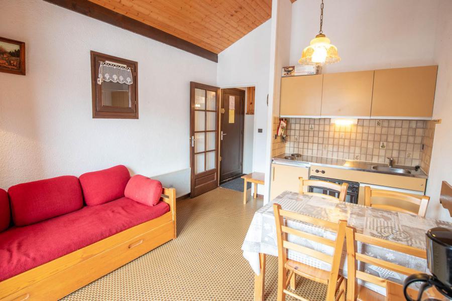 Wakacje w górach Apartament 2 pokojowy z alkową 6 osób (EP75A) - Chalets les Epervières - La Norma - Zakwaterowanie