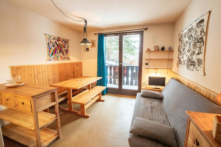 Vacaciones en montaña Apartamento 2 piezas para 4 personas (EP72E) - Chalets les Epervières - La Norma - Camas superpuestas