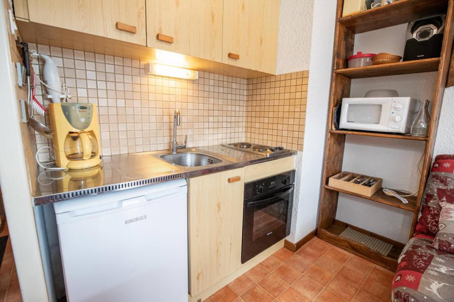 Vacaciones en montaña Apartamento cabina 2 piezas para 6 personas (EP66D) - Chalets les Epervières - La Norma - Cama doble