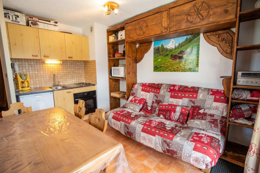 Vacaciones en montaña Apartamento cabina 2 piezas para 6 personas (EP66D) - Chalets les Epervières - La Norma - Kitchenette