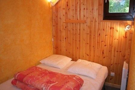 Vacaciones en montaña Apartamento cabina 2 piezas para 6 personas (EP72F) - Chalets les Epervières - La Norma - Cama doble