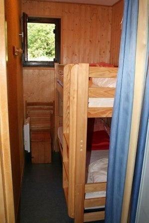 Vacaciones en montaña Apartamento cabina 2 piezas para 6 personas (EP72F) - Chalets les Epervières - La Norma - Camas superpuestas