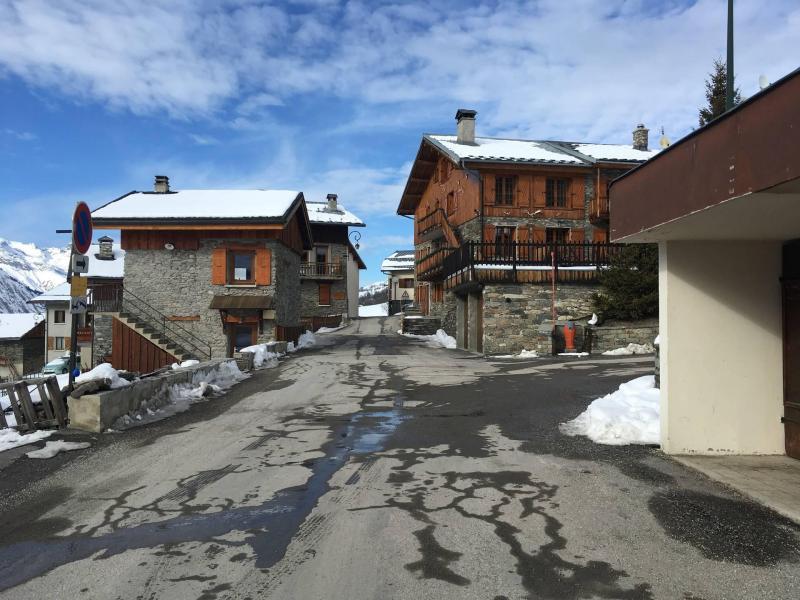 Vacances en montagne Chalets les Granges - Saint Martin de Belleville