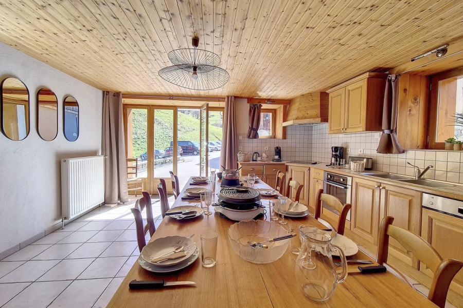 Wakacje w górach Domek górski triplex 4 pokojowy  dla 6 osób (Siana) - Chalets les Granges - Saint Martin de Belleville - Pokój