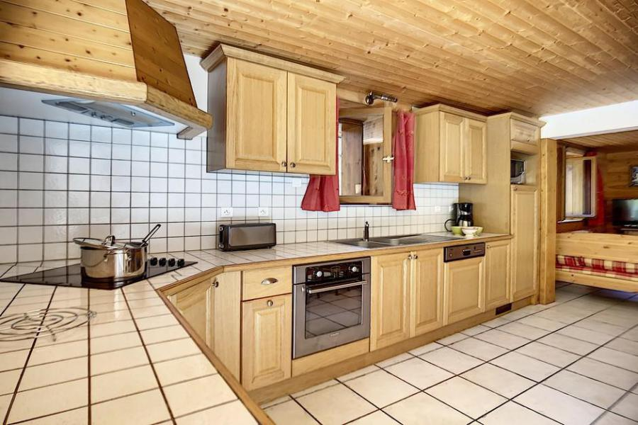 Wakacje w górach Domek górski triplex 4 pokojowy  dla 8 osób (Siana) - Chalets les Granges - Saint Martin de Belleville - Pokój gościnny
