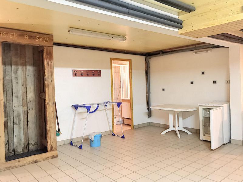 Wakacje w górach Domek górski triplex 4 pokojowy  dla 8 osób (Siana) - Chalets les Granges - Saint Martin de Belleville - Pralnia