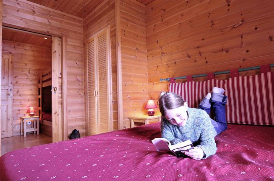 Urlaub in den Bergen Chalets les Marmottes - Saint Jean d'Arves - Schlafzimmer