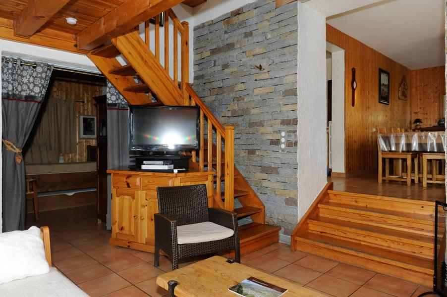 Vacances en montagne Chalet 7 pièces 12 personnes (lelys) - Chalets les Varcins - Saint Martin de Belleville - Séjour