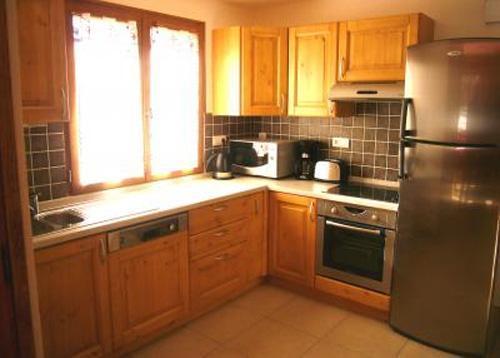 Holiday in mountain resort 6 room chalet 12 people (121) - Chalets Violettes - Saint Martin de Belleville - Kitchen