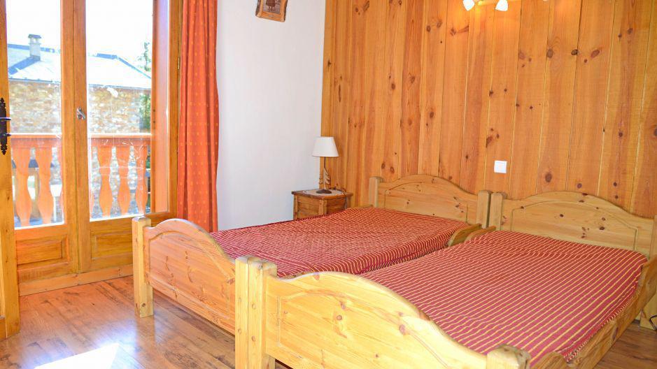 Vacances en montagne Chalets Violettes - Saint Martin de Belleville - Chambre