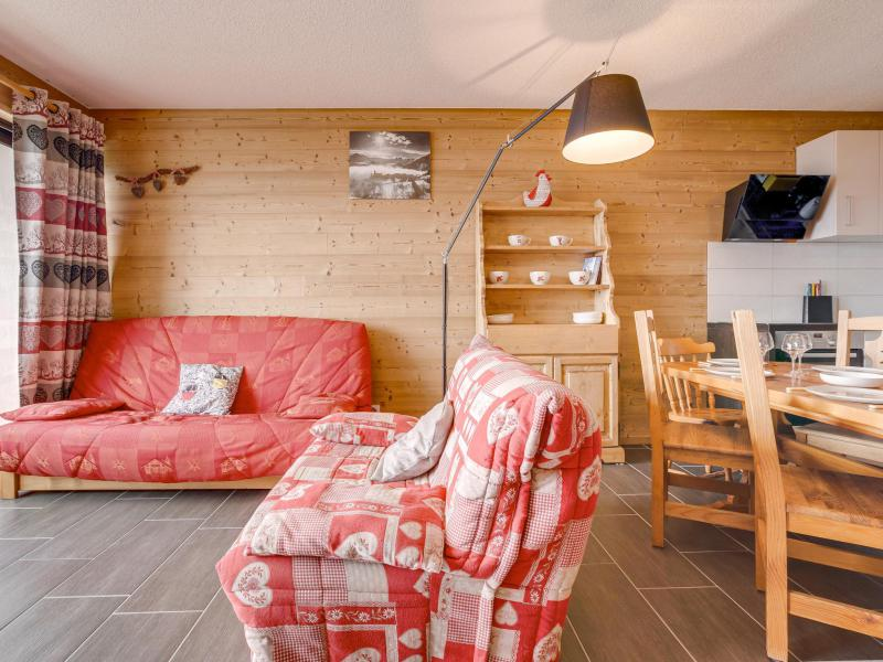 Wakacje w górach Apartament 3 pokojowy 6 osób (1) - Champ Bozon - La Toussuire - Zakwaterowanie