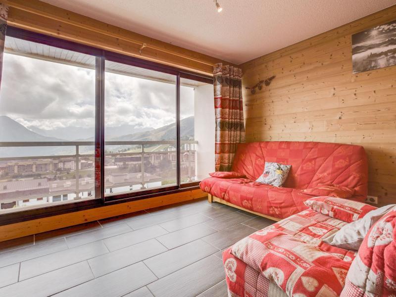 Wakacje w górach Apartament 3 pokojowy 6 osób (1) - Champ Bozon - La Toussuire - Pokój gościnny