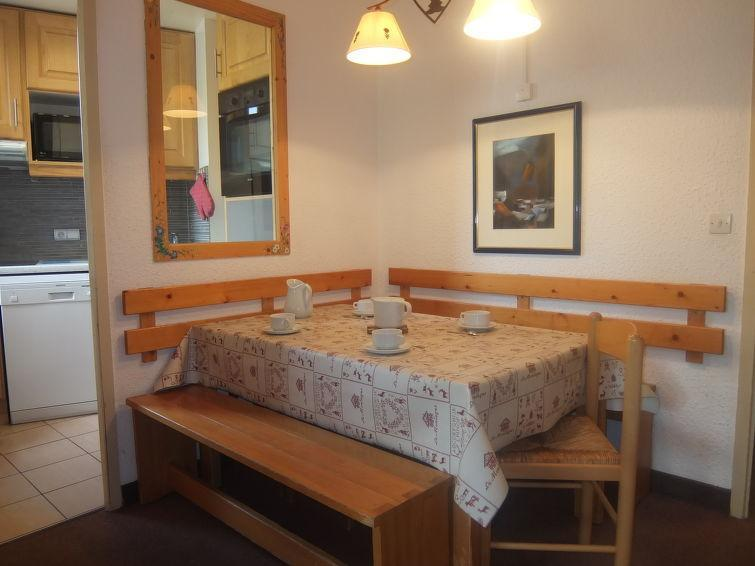 Holiday in mountain resort 2 room apartment 5 people (3) - Chanteneige la Croisette - Les Menuires - Accommodation