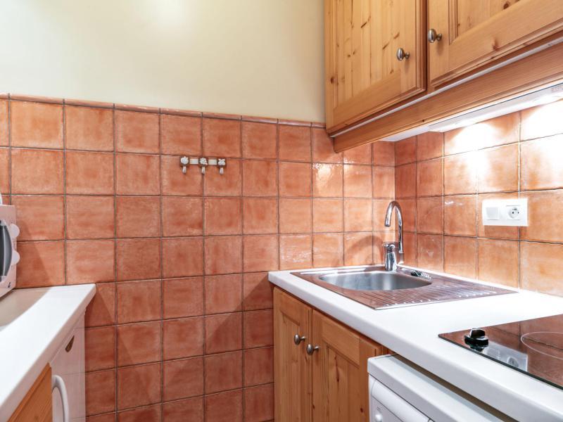 Vakantie in de bergen Appartement 2 kamers 4 personen (4) - Chanteneige la Croisette - Les Menuires - Verblijf