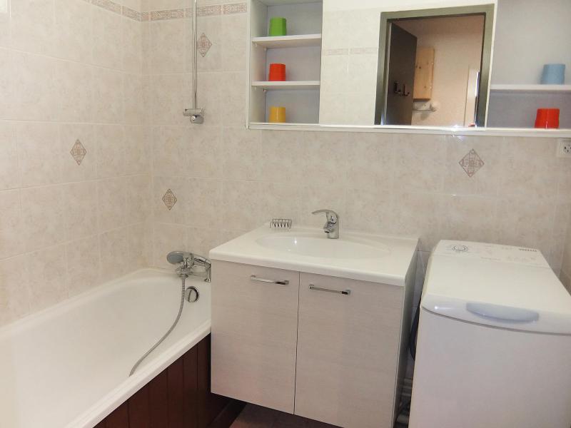Vakantie in de bergen Appartement 2 kamers 5 personen (1) - Chanteneige la Croisette - Les Menuires - Badkamer