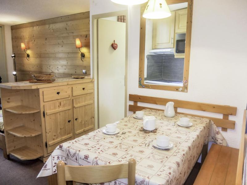 Vakantie in de bergen Appartement 2 kamers 5 personen (3) - Chanteneige la Croisette - Les Menuires - Verblijf