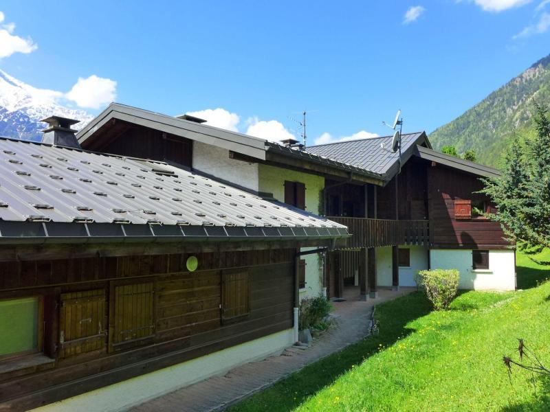 Vakantie in de bergen Appartement 2 kamers 4 personen (1) - Clos des Outannes - Chamonix - Buiten zomer