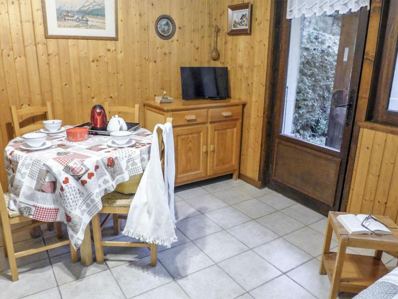 Vakantie in de bergen Appartement 2 kamers 4 personen (1) - Clos des Outannes - Chamonix