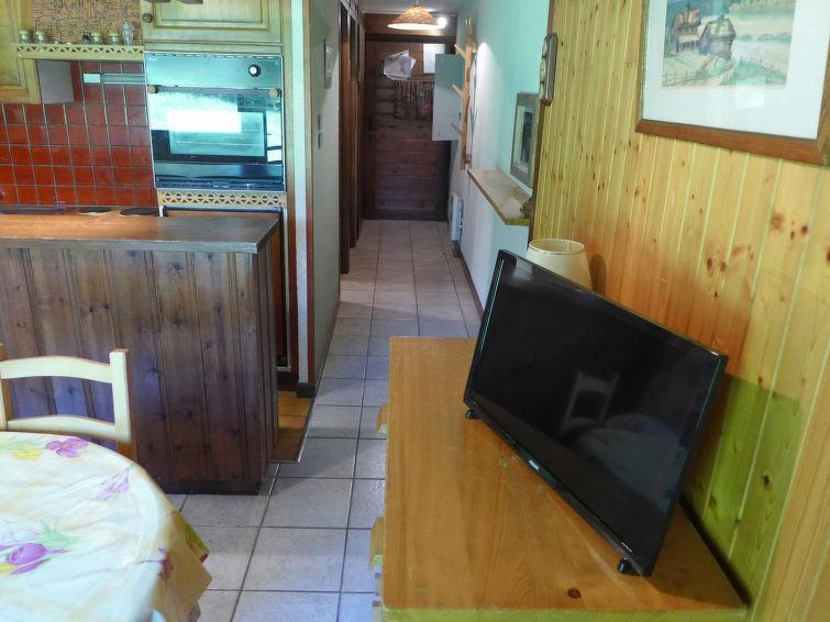 Vakantie in de bergen Appartement 2 kamers 4 personen (1) - Clos des Outannes - Chamonix - Verblijf