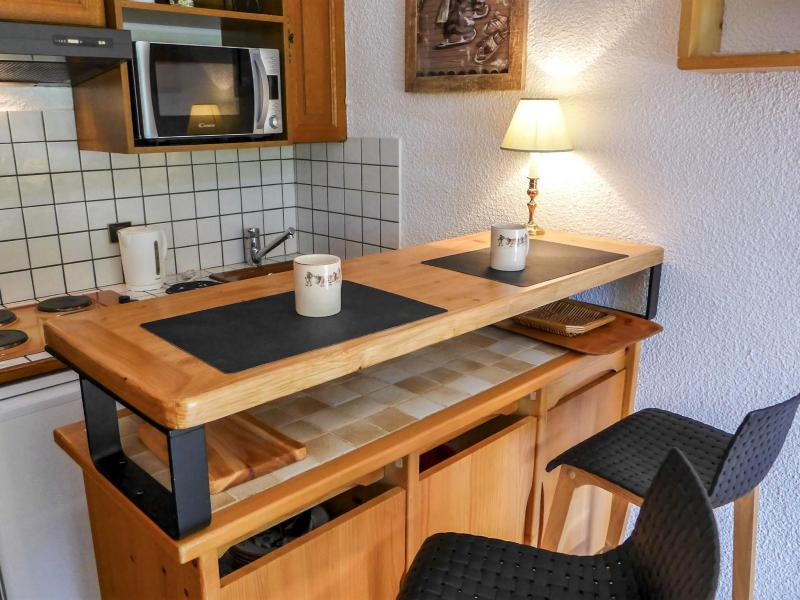 Holiday in mountain resort 1 room apartment 2 people (22) - Clos du Savoy - Chamonix - Accommodation