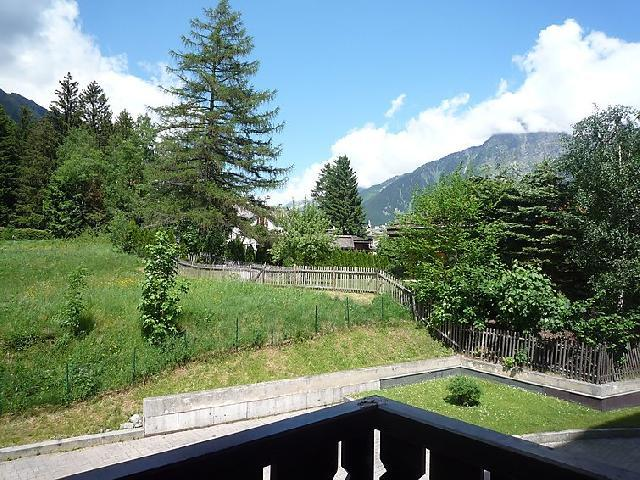 Holiday in mountain resort 1 room apartment 4 people (15) - Clos du Savoy - Chamonix - Accommodation