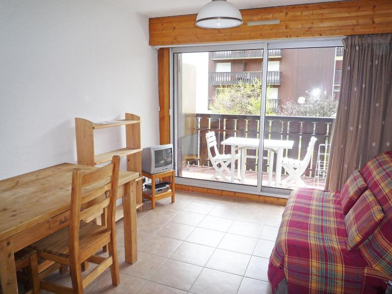 Holiday in mountain resort 1 room apartment 4 people (6) - Clos du Savoy - Chamonix - Accommodation