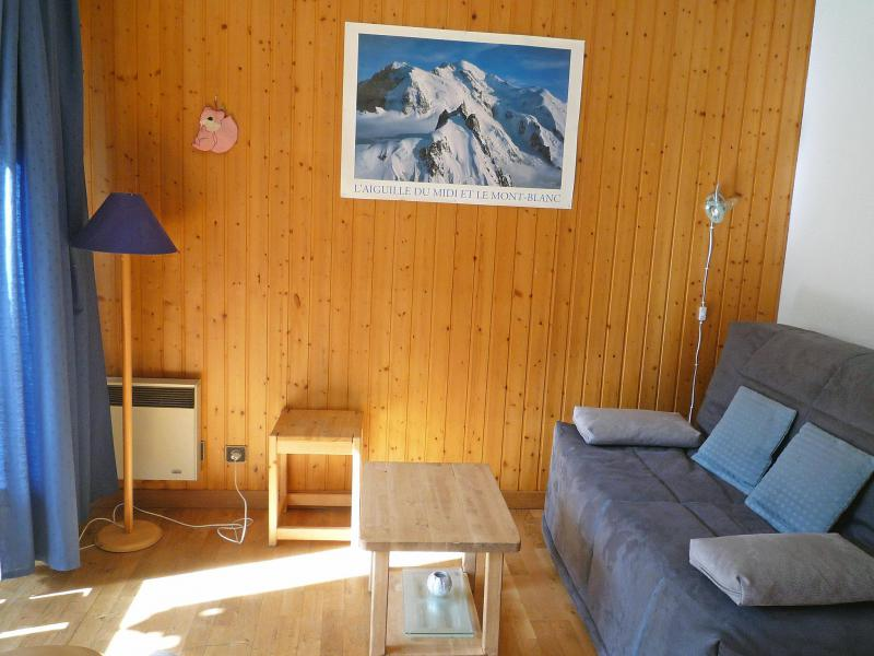 Holiday in mountain resort 2 room apartment 4 people (8) - Clos du Savoy - Chamonix - Accommodation