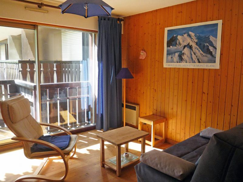 Holiday in mountain resort 2 room apartment 4 people (8) - Clos du Savoy - Chamonix - Summer outside