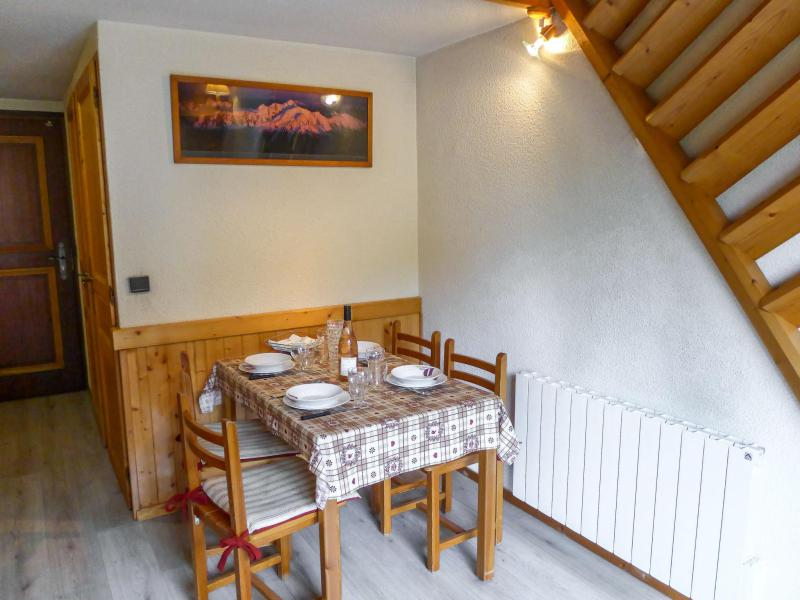 Vakantie in de bergen Appartement 1 kamers 4 personen (15) - Clos du Savoy - Chamonix