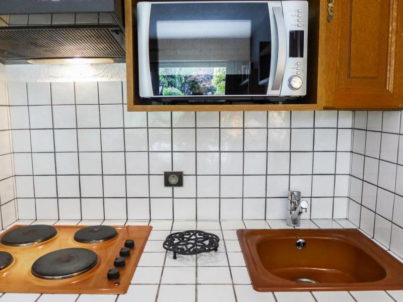 Vakantie in de bergen Appartement 1 kamers 3 personen (22) - Clos du Savoy - Chamonix