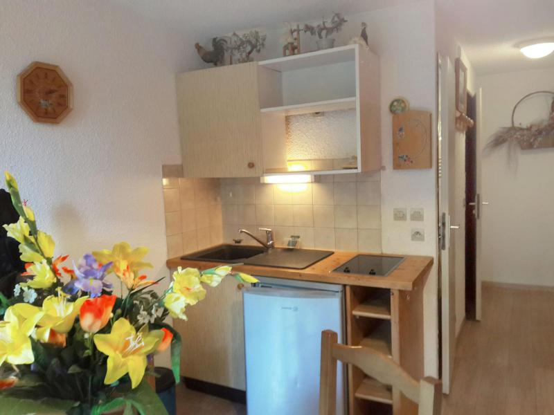 Vakantie in de bergen Appartement 1 kamers 4 personen (8) - Combes Blanche 1 & 2 - La Clusaz - Verblijf
