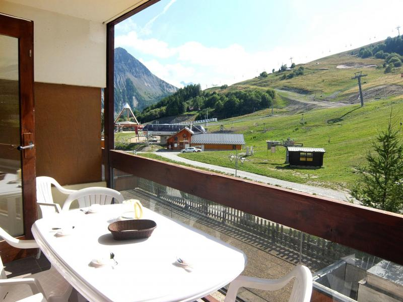 Holiday in mountain resort 1 room apartment 4 people (2) - Cosmos - Le Corbier - Accommodation