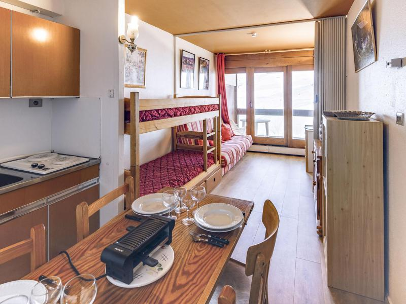 Holiday in mountain resort 1 room apartment 4 people (7) - Cosmos - Le Corbier - Accommodation