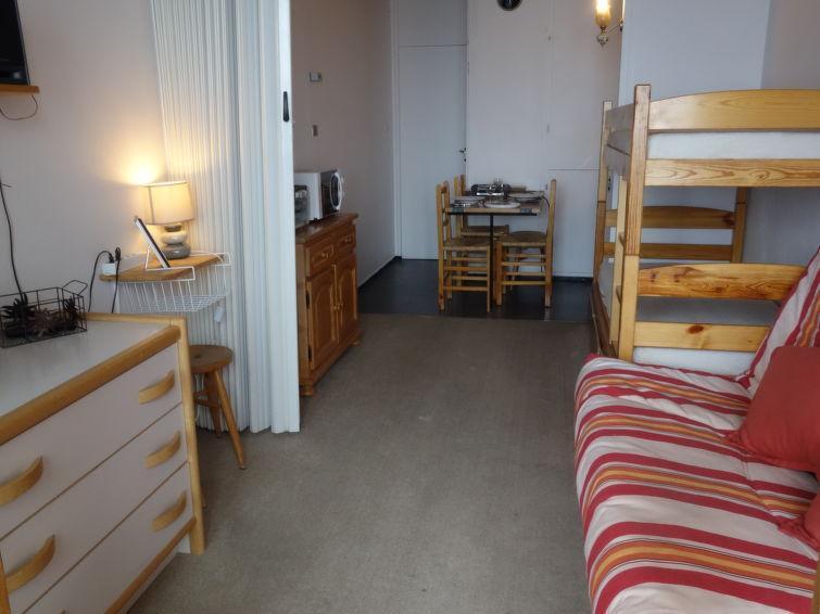 Location au ski Appartement 1 pièces 4 personnes (7) - Cosmos - Le Corbier - Extérieur été