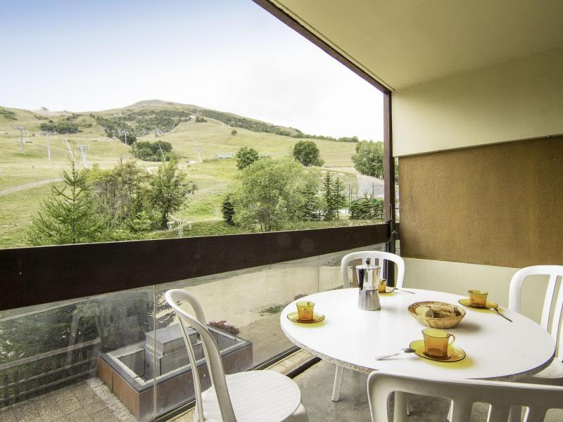 Vakantie in de bergen Appartement 1 kamers 4 personen (1) - Cosmos - Le Corbier
