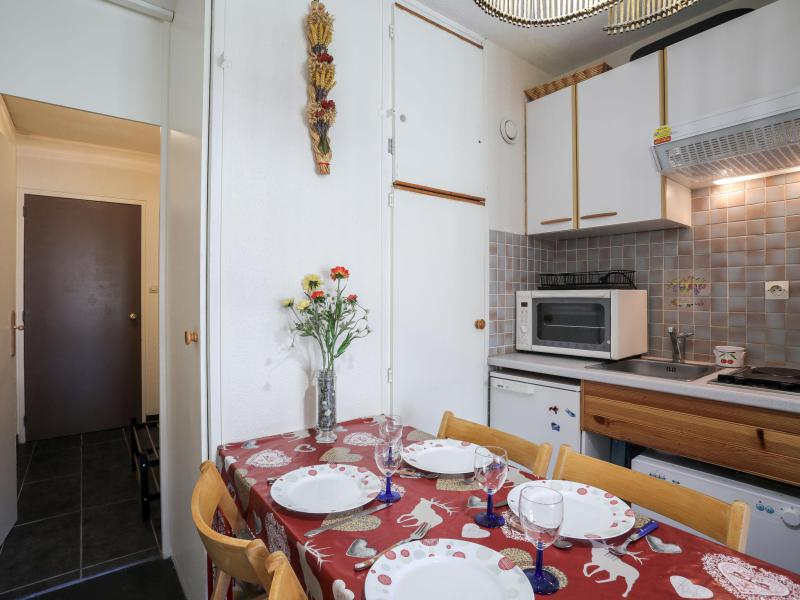 Vakantie in de bergen Appartement 1 kamers 4 personen (8) - Cosmos - Le Corbier - Verblijf