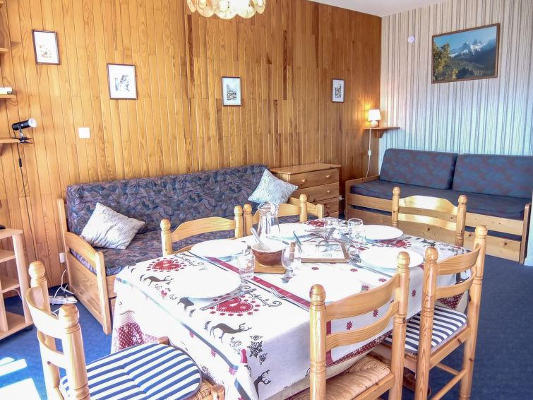 Holiday in mountain resort 1 room apartment 4 people (2) - Côte Louve - La Toussuire - Accommodation