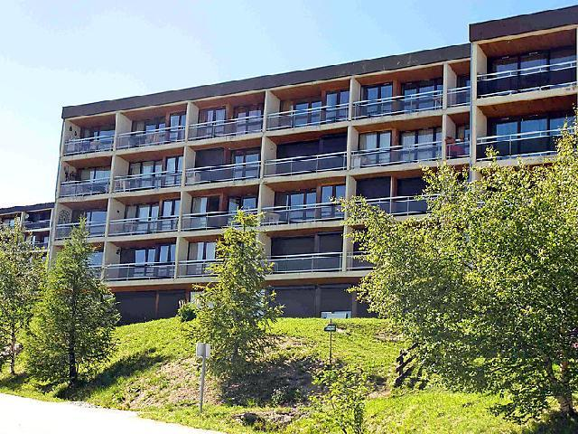 Holiday in mountain resort 1 room apartment 4 people (2) - Côte Louve - La Toussuire - Summer outside