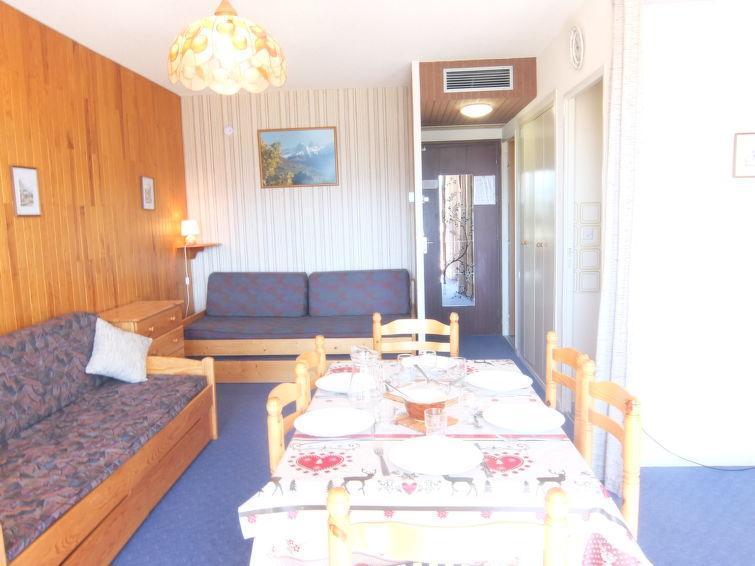 Vakantie in de bergen Appartement 1 kamers 4 personen (2) - Côte Louve - La Toussuire - Verblijf