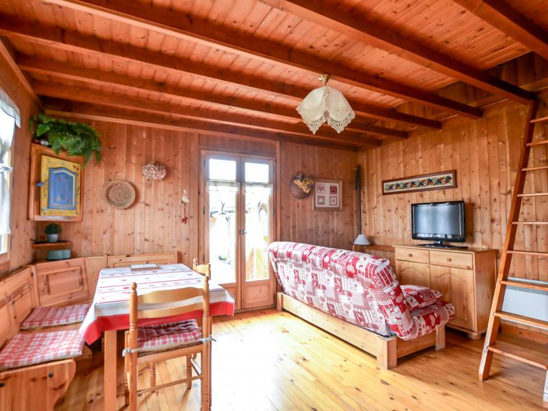 Holiday in mountain resort 1 room chalet 2 people (1) - De Thierry - Chamonix - Accommodation