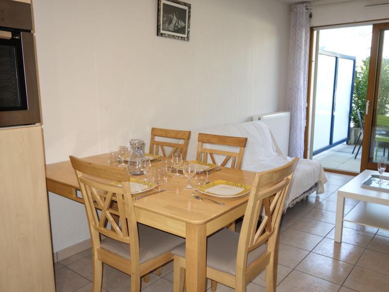 Wakacje w górach Apartament 2 pokojowy 4 osób (3) - Domaine de Crespin - Saint Gervais