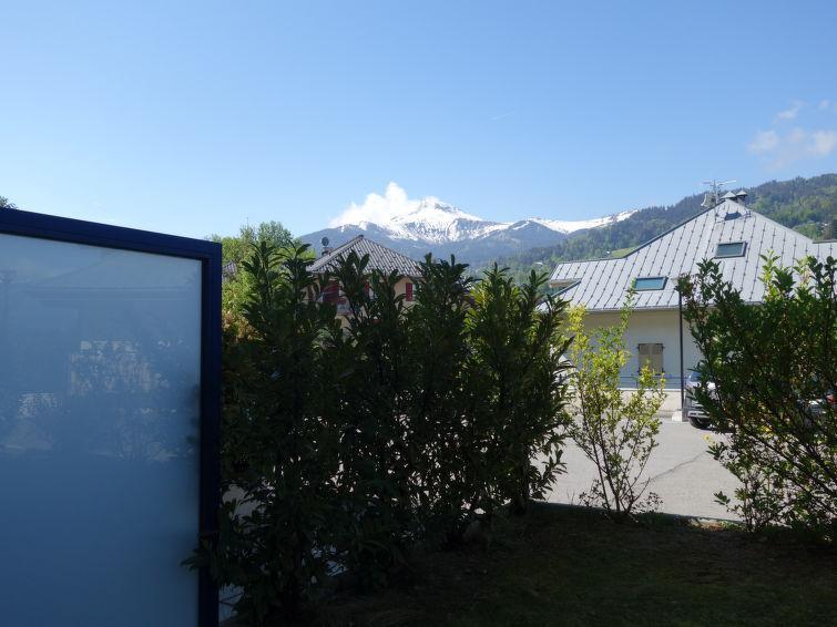 Wakacje w górach Apartament 2 pokojowy 4 osób (3) - Domaine de Crespin - Saint Gervais - Zakwaterowanie