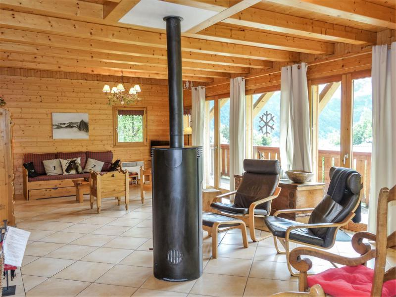 Vacances en montagne Chalet 5 pièces 8 personnes (1) - Du Bulle - Saint Gervais - Logement
