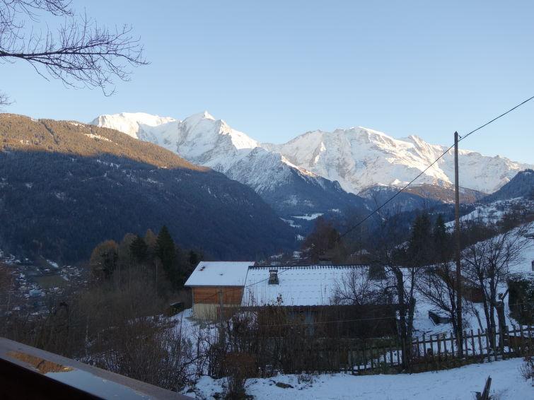Vacaciones en montaña Chalet 5 piezas para 8 personas (1) - Du Bulle - Saint Gervais - Alojamiento