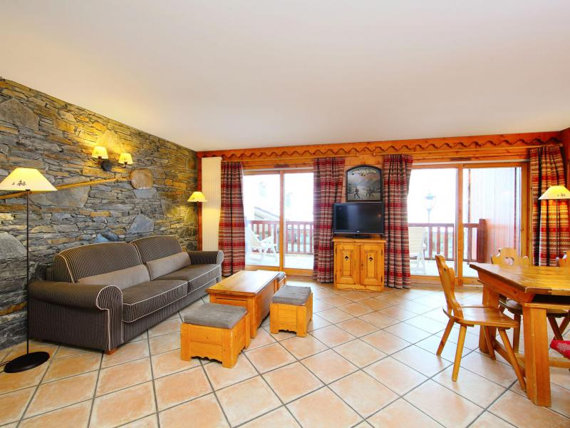Holiday in mountain resort 4 room apartment 8 people (1) - Ecrin des Neiges - Tignes - Accommodation