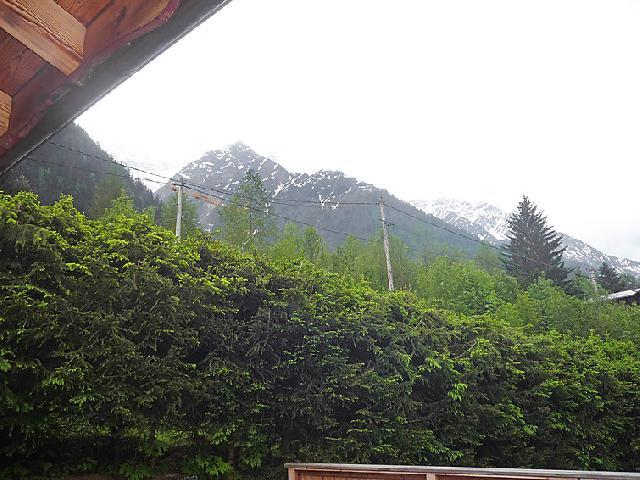 Holiday in mountain resort 2 room chalet 6 people (1) - Evasion - Chamonix - Accommodation
