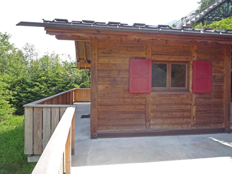 Holiday in mountain resort 2 room chalet 6 people (1) - Evasion - Chamonix - Summer outside
