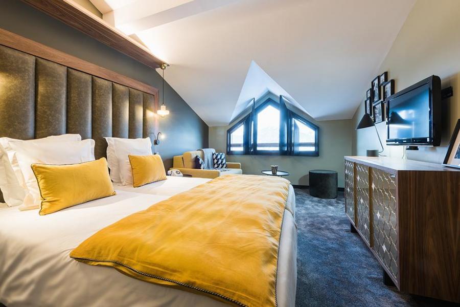 Vacaciones en montaña Fahrenheit Seven - Courchevel - Habitación
