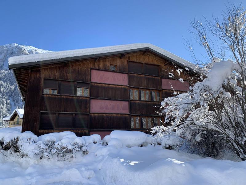 Wakacje w górach Flegere et Golf - Chamonix