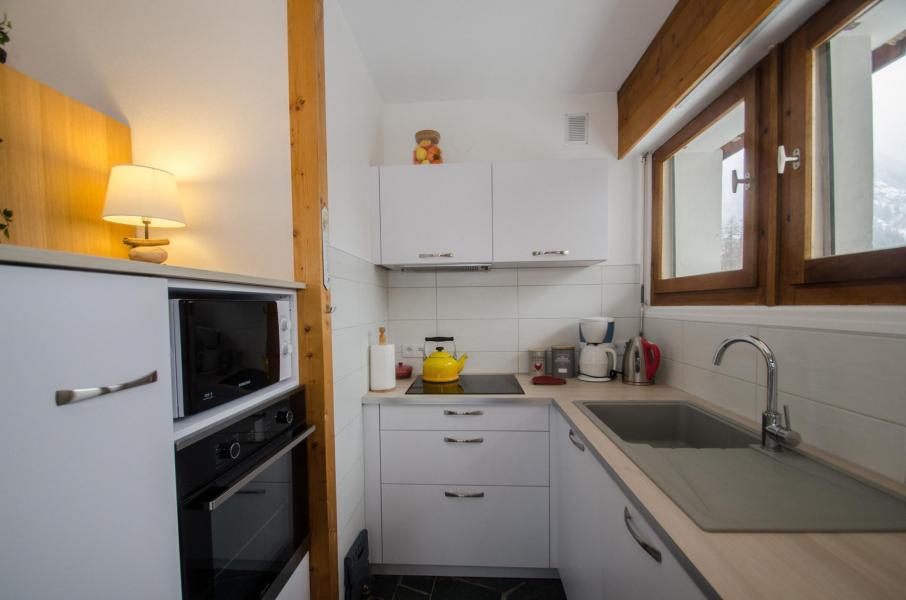 Wakacje w górach Apartament 2 pokojowy 4 osób (FEDORA) - Flegere et Golf - Chamonix - Aneks kuchenny